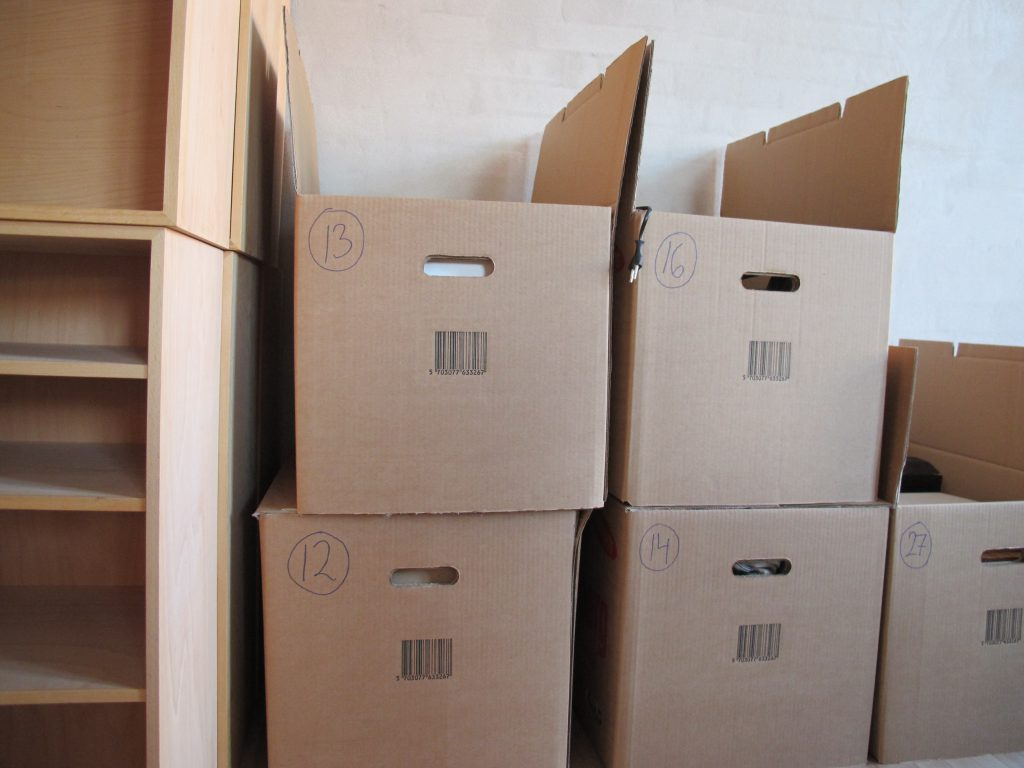 Pre-Packing & Unpacking Services - Aussi Removal & Delivery